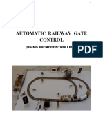 AUTOMATIC  RAILWAY  GATE   CONTROL