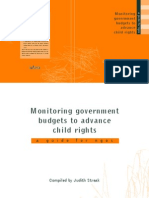 ACERWC 3rd CSO Forum Monitoring Government Budgets to Advance Child Rights