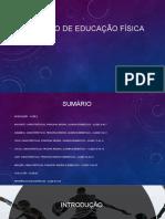 EDUCAÇÃO FÍSICA - ESPORTES