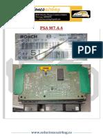 SolucionesAirbag PSA M7.4.4