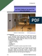 Bab III Sistem Pembuatan Master dan Rekaman