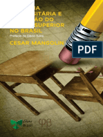 Reforma Universitaria e Expansao do ES no Brasil versao final