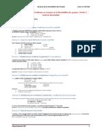 Série Exercices et Problèmes Seuil de rentabilité