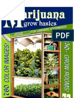Marijauna Grow Basics - Jorge Cervantes