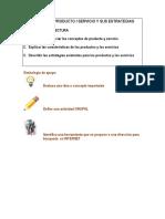 2 LECTURA PRODUCTO Y SUS ESTRATEGIAS virtual III tri