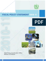 FiscalPolicyStatement_2010_11