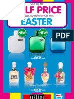 Perfume Shop Leaflet - April 2011