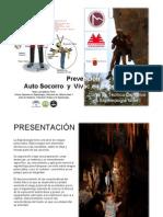 Autosocorro en Espeleología