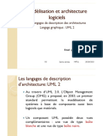 Langage Adl Graphique UML 2