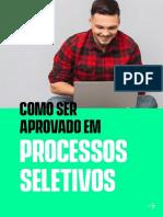 9 eBook Descomplica Processos Seletivos 20210611