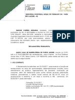 Inicial -Simone Correa x Santa Casa