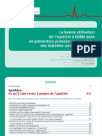 Brochure Patient Aspirine Fr
