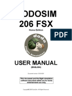 Dodosim 206 Manual