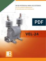 Transformador de Potencial 15kV