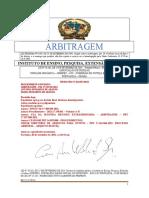 Arbitragem Antonia Mozarina Despacho 17.461.695-20221