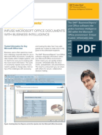 SAP BusinessObjects Live Office