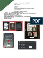 Configurar Router THIN SMATRIX - vodafone