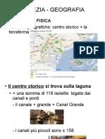 Venezia - geogr-gastro