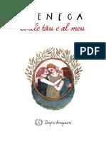 Binele Tau e Al Meu - Seneca Lucius Annaeus