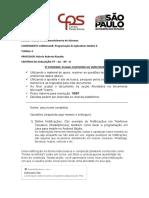 3ETDS - 5a ATIVIDADE - Prog de Aplicativos Mobile II - Nicole Alves