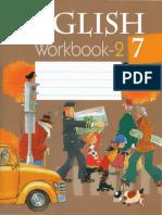 Workbook 2 7 класс