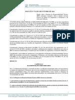 Resolução 91 2014 - RRT CAU