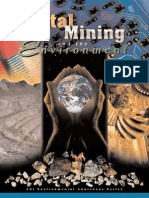 metal mining AND environment