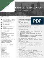Currículo - Paulo Roberto Oliveira Santos