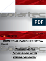 Comercializacion Efectiva de Sist Fotovoltaicos