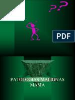 Patologias Malignas Da Mama