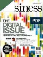 Gulf Business Digital Issue - April11