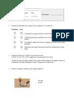 Ficha de Futebol e Futsal I