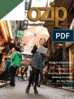OZIP Magazine   April 2011