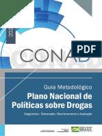 Plano Nacional de Políticas sobre Drogas