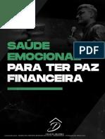 Saúde Emocional Para Ter Paz Financeira