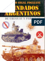 Blindados De Argentina, Uruguay, Paraguay
