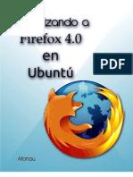 Actualizar a Firefox 4 en Ubuntú