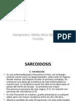 SEMINARIO SARCOIDOSIS