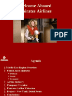 airline industry strategic management assignment