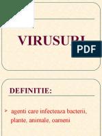 caractere generale - virusuri