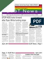 GLBT News April 2011 e.mailer