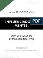 BLOCOS DE PERSUASÃO -ADEISE MARCONDES
