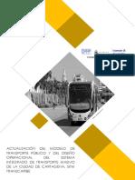 Informe  Estudio Transcaribe 2021
