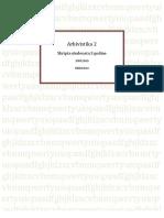 Arhivistika II - skripta