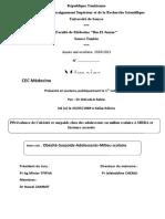 Mémoire SURPOIDS Obésité Scolaire à Imprimer Final 4
