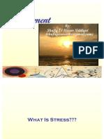 Stress Management by Shafiq