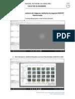 Manual Para Procesamiento de Imágenes Atreves Del Programa AGISOFT PHOTO SCAN