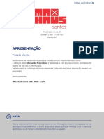 Manual MaxHaus Santos