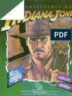 Indiana Jones [TSR] - BOX - Indiana Jones RPG