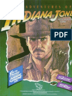 Indiana Jones [TSR] - BOX - Indiana Jones RPG